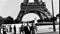 YMCA Cednt. '55 Under Tour Eifel Paris