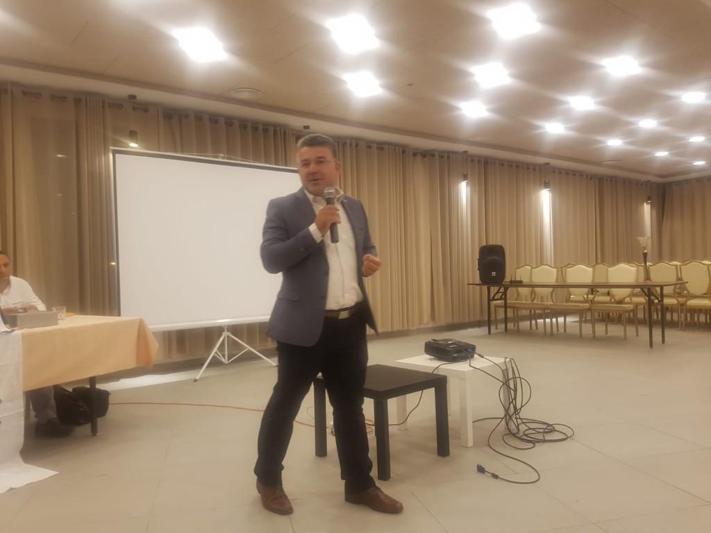 نادي روتاري الناصرة يستضيف النائب الدكتور يوس…