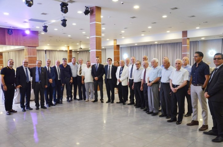 نادي روتاري الناصرة يشارك باجتماع مشترك مع  ن…