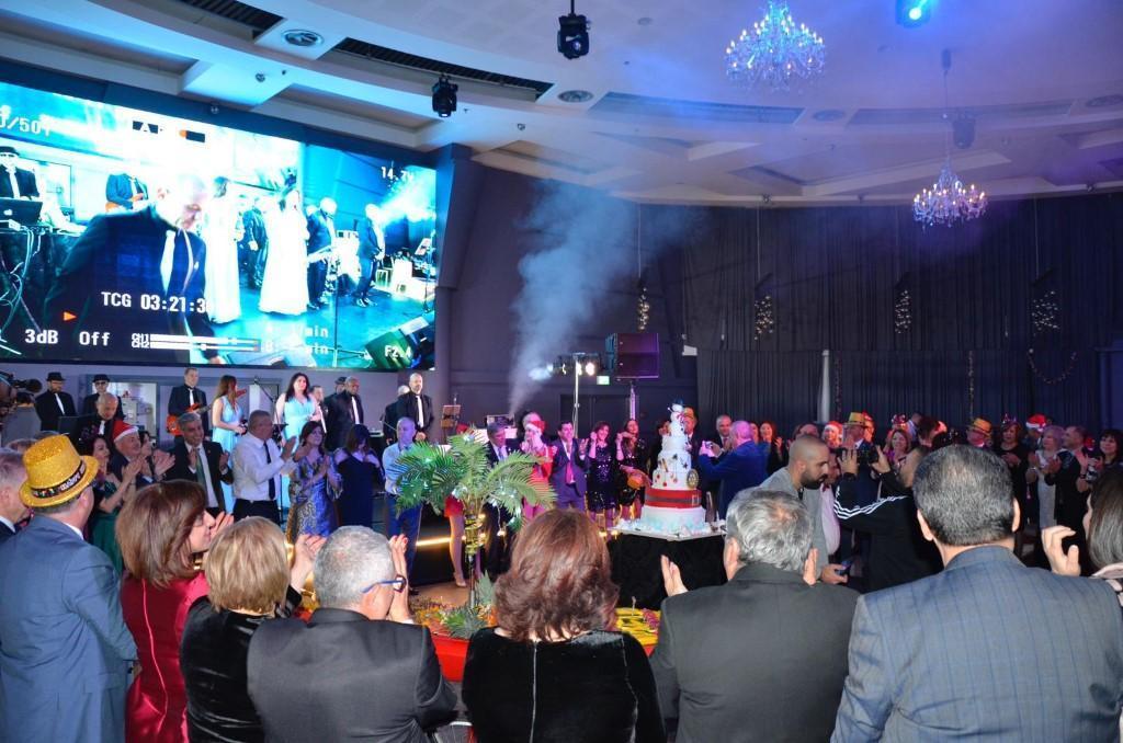 أجواء ساحرة في حفلة نادي روتاري الناصرة  السن…